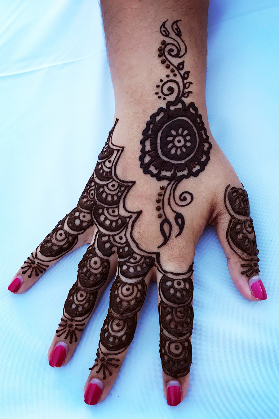 Henna Artist in San Francisco